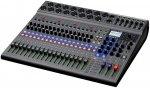 Zoom L-20 LiveTrak mixer rekorder interfejs