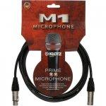 Klotz M1K1FM0750 kabel mikrofonowy 7,5m XLR-XLR