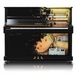 Yamaha U1 TA2 PE Silent TransAcoustic pianino