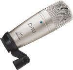 BEHRINGER C-1U mikrofon pojemnościowy z USB