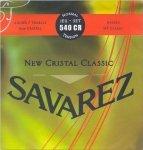 Savarez 540CR Corum New Cristal struny do gitary klasycznej