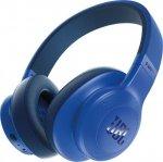 JBL E55BT niebieskie Słuchawki wokółuszne Bluetooth