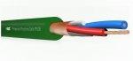KLOTZ MY206GN kabel mikrofonowy zielony