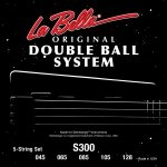 La Bella S300 struny do basu 45-128 Double Bass