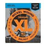 D'Addario EXL110-7 - XL Nickel Wound 7-String 10-59