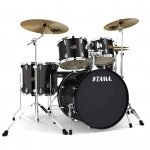 TAMA Imperialstar IP52KH6HBK Hairline Black  Hardware+Talerze MCS