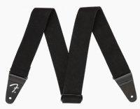 Fender Supersoft Strap Black 2 pasek