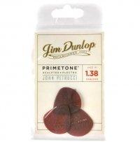 Dunlop 518PJP RD Primetone Jazz III 1,38mm Petrucci KOMPLET 3 sztuki