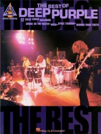 Hal Leonard Deep Purple The Best
