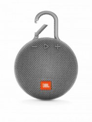JBL CLIP 3 GRY głośnik przenośny Bluetooth szary