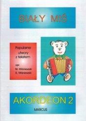 Marcus Biały Miś  akordeon cz.2