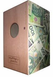Aw Cajon SP10B25DB Money cajon dwustronny