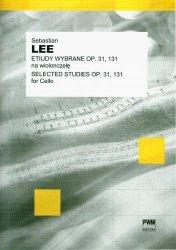 Etiudy wybrane op. 31, 131 na wiolonczelę      Sebastian Lee
