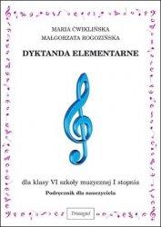 Dyktanda elementarne VI, podręcznik dla nauczyciela