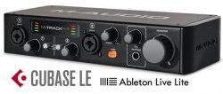 M-Audio M-track Plus II interfes USB