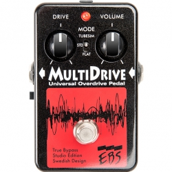 EBS MultiDrive Studio Edition Distortion