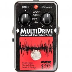 EBS MultiDrive Studio Edition Distortion