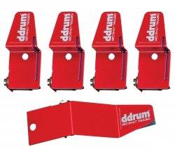 DDrum Red Shot triggery do perkusji kit