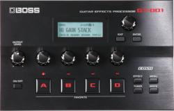 BOSS GT-001 procesor