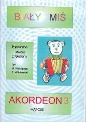 Marcus Biały Miś  akordeon cz.3