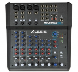 ALESIS Multimix 8 USB FX mikser