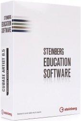 Steinberg Cubase Artist 8,5 Edu program komputerowy, wersja edukacyjna, darmowy update do wersji 9