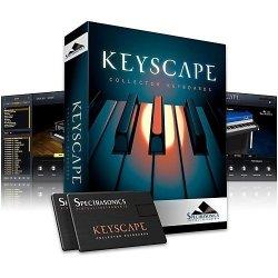 Spectrasonics Keyscape wirtualne instrumenty klawiszowe