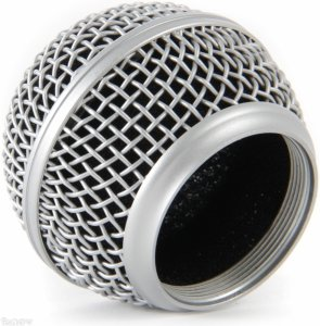 ON STAGE SP58 grill do Shure SM58 zamiennik