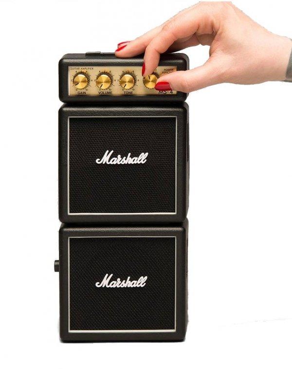Marshall MicroStack MS-4 wzmacniacz gitarowy