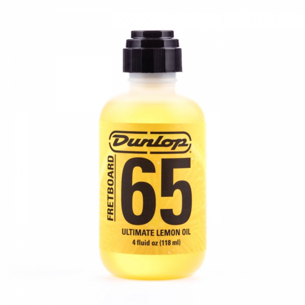 Dunlop 6554 olejek do czyszczenia podstrunnicy