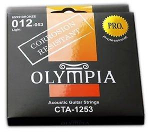 Olympia CTA-1253 struny akustyczne 12-53