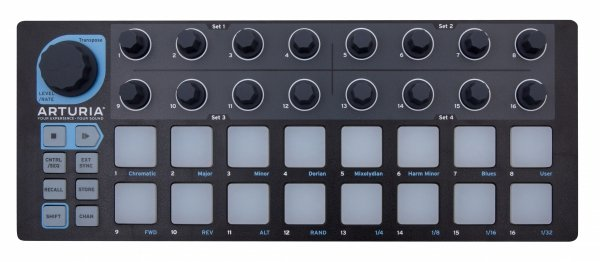 Arturia Beatstep Black