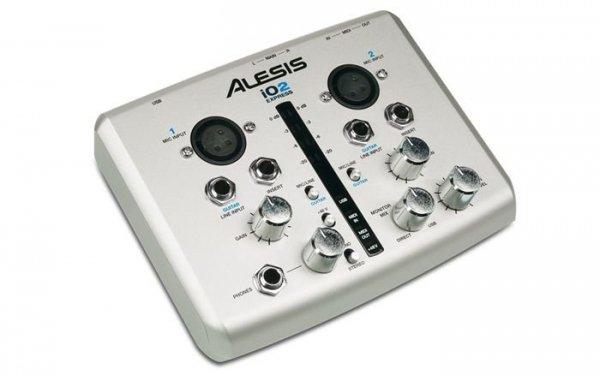 Alesis iO2 Express interfejs USB
