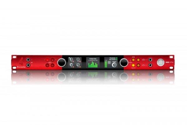 Focusrite Red4Pre interfejs Thunderbolt