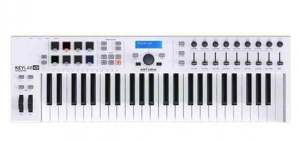 Arturia Keylab 49 Essential klawiatura sterująca