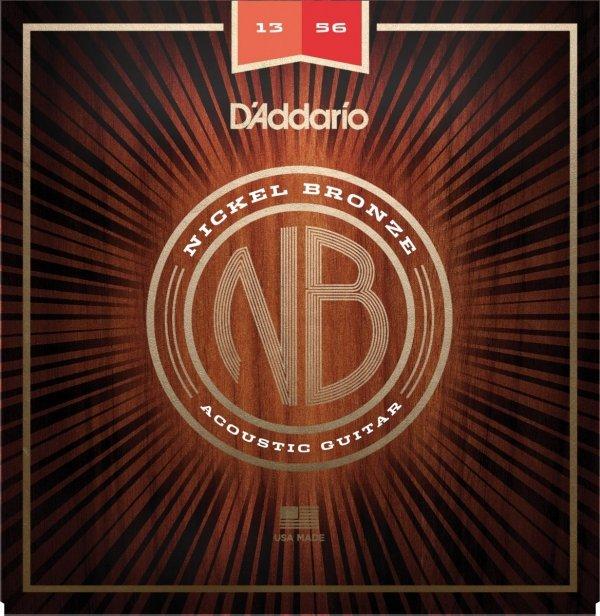 D'addario NB1356 struny akustyczne