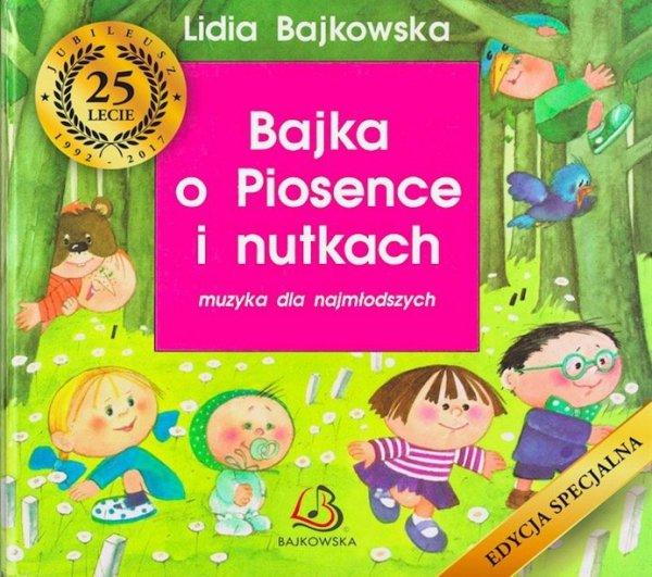 Bajkowska Bajka o Piosence i Nutkach