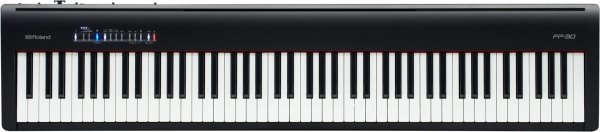 Roland FP-30BK pianino cyfrowe
