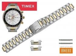 TIMEX T2N155 T2N157 oryginalna bransoleta 20 mm