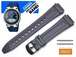 CASIO AW-82-2A oryginalny pasek 18 mm