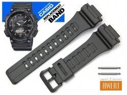 CASIO AQ-S810W-1A2V -1A4V TRT-110H-1A2 -1A -2A oryginalny pasek 18 mm