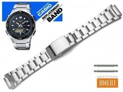 CASIO AQ-S800WD AQ-S800 oryginalna bransoleta 18 mm