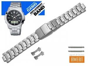 CASIO WVA-460DSE oryginalna bransoleta 20 mm