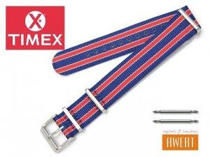 TIMEX TW7C07100 oryginalny pasek 20 mm