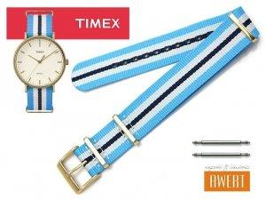 TIMEX TW2P91000 oryginalny pasek 20 mm