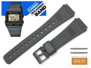CASIO DB-53 DB-55W-1A -1V -9G oryginalny pasek 19 mm
