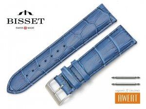 BISSET 22 mm pasek skórzany BS121