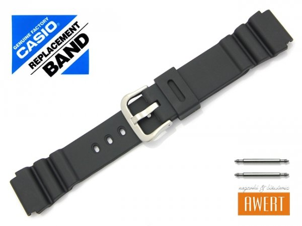 CASIO AMW-340-1A -9A oryginalny pasek 18 mm 10318687