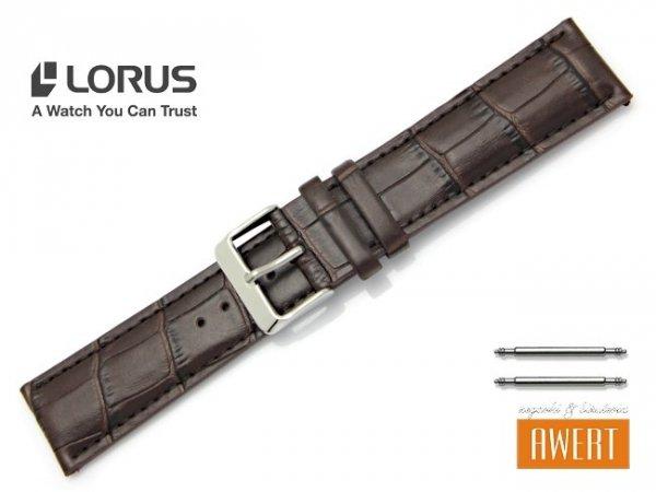 LORUS 22 mm oryginalny pasek RHG082X 901889