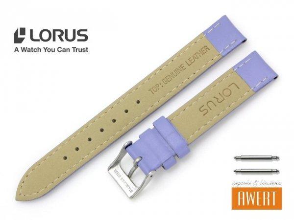 LORUS 14 mm oryginalny pasek RHU147X